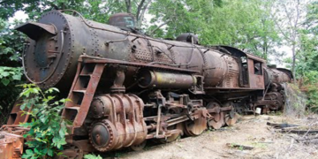 Most Incredible Abandoned Trains in the World
