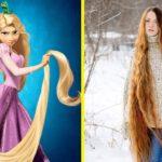 Kids Who Look Exactly Like Disney Princesses